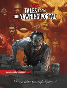 image of Tales of the Yawning Portal book cover