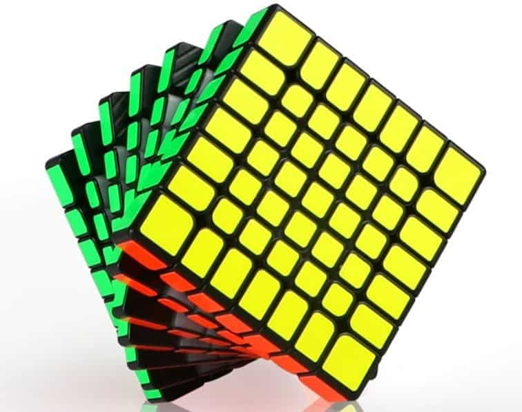 image of a seven by seven puzzle