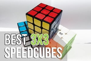 Featured image for the 3x3 speedcubes article