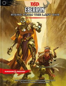image of Eberron Rising from the Last War