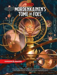image of Mordenkainen's Tome of Foes