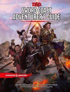 image of Sword Coast Adventurer's Guide
