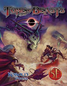 image of the 5e book