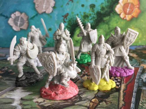 image of the miniatures