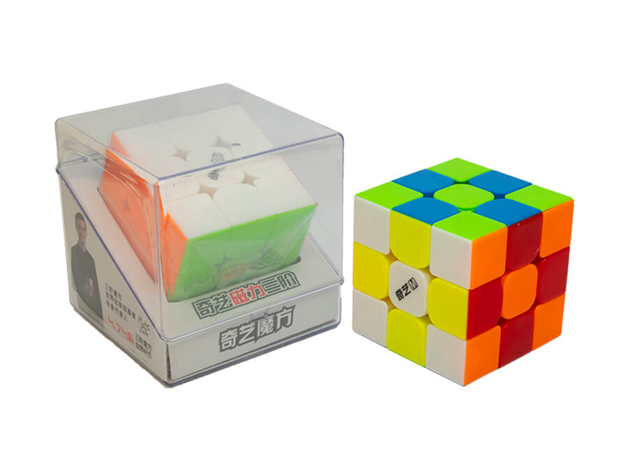 QiYi MS 3x3 Magnetic Speed Cube Qiyi Mofangge M 3x3x3 Magic
