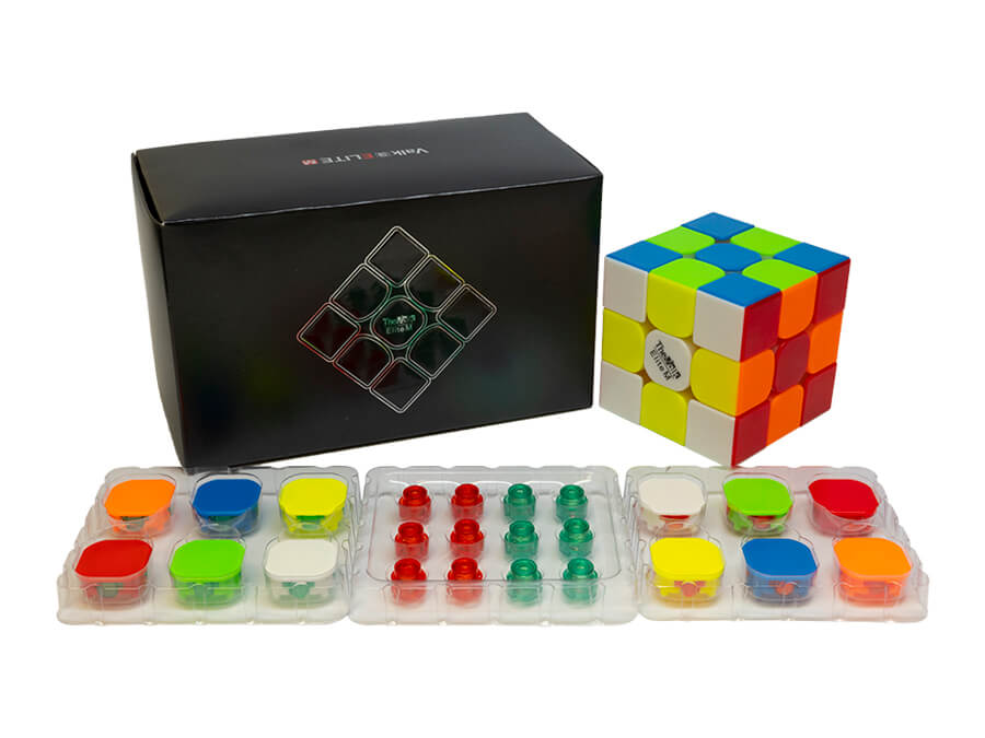 QiYi Valk 3 Elite M Magnetic 3x3x3 Stickerless Speed Cube